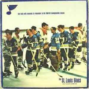No Artist - The St. Louis Blues - Dan Kelly With Moments To Remember In The 1968-69 Championship Season herunterladen