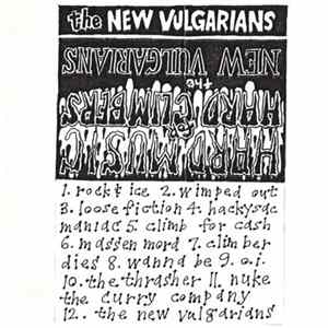 The New Vulgarians - Hard Music For Hard Climbers herunterladen