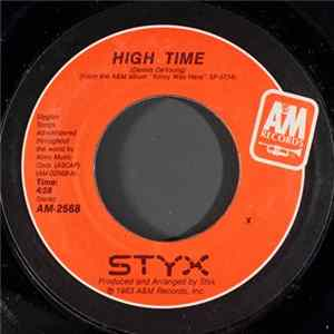 Styx - High Time herunterladen