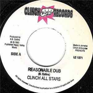 Clinch All Stars / The Abyssinians - Reasonable Dub / A Reason Time herunterladen